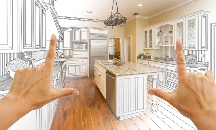 main of Can I Renovate My Kitchen To Look More Modern?