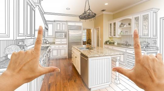 thumbnail of Can I Renovate My Kitchen To Look More Modern?