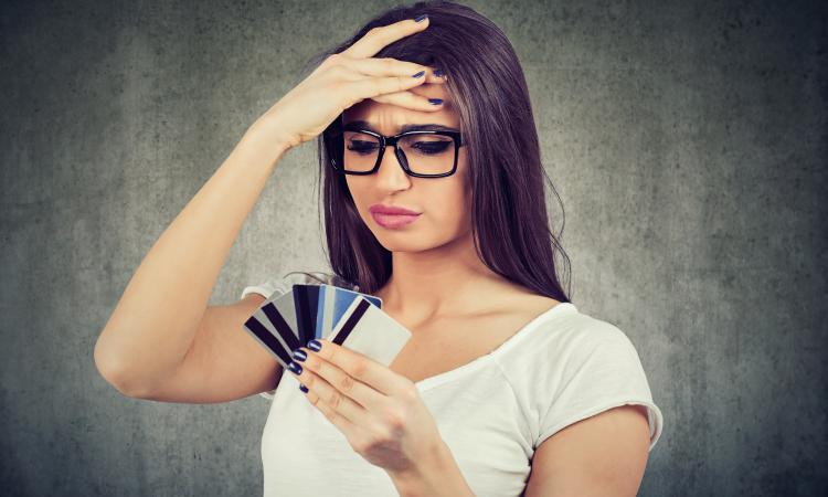 main of How Many Credit Cards is Too Many To Have?